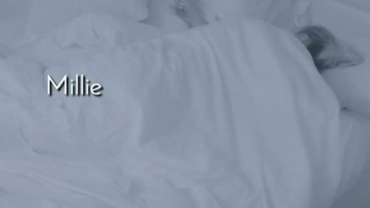 Love Island fans spot shared bedroom habit between Millie Court and Liam Reardon