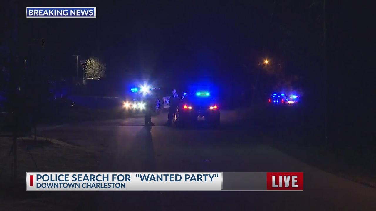 Heavy police presence at Downtown Charleston apartment complex
