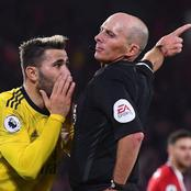 Arsenal Should Get Worried With this Stats After Mike Dean Was Appointed the Referee of their Game Against Man United