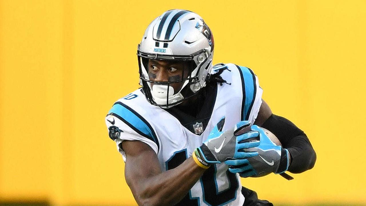Washington offensive coordinator 'fired up' for Curtis Samuel: 'I think he's just scratching the surface'