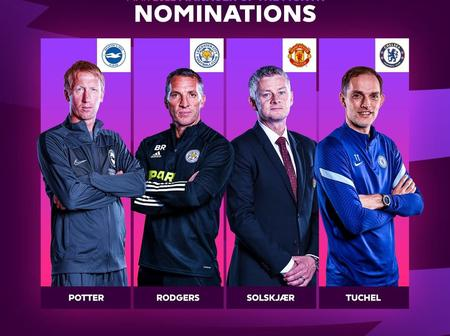 Premier League Manager Of The Month Award Nominees For March