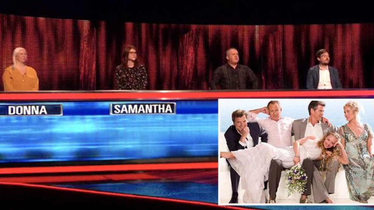 The Chase viewers spot incredible Mamma Mia connection between players' names