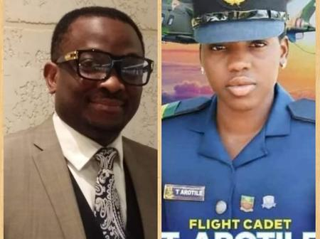 Will The Nigerian Government Surprise Us By Prosecuting Tolulope's Killer? UK-Based Pastor