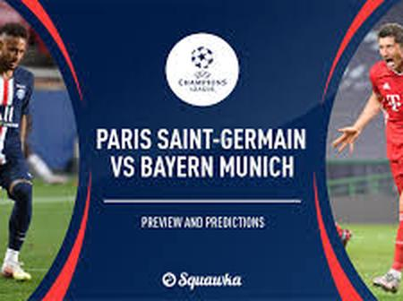 Bayern Munich Vs PSG lineups: Predicted XI for Champions League Tonight