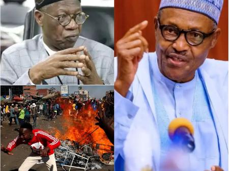 Today's Headlines: Lai Mohammed Sends Strong Message To Nigerians, 12 People Killed In Benue