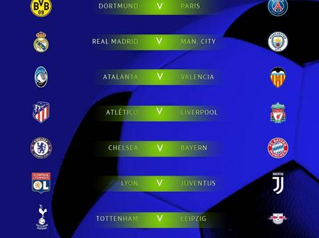 UCL DRAW: The Nigerian Football Fan's Perspective