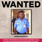 #EndSARS: 7 Police Officers Nigerians Want To Be Arrested And Prosecuted