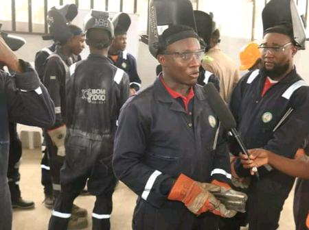 Medical Student Among The Beneficiaries Of Gov Emmanuel 3000youths Oil And Gas Training Program