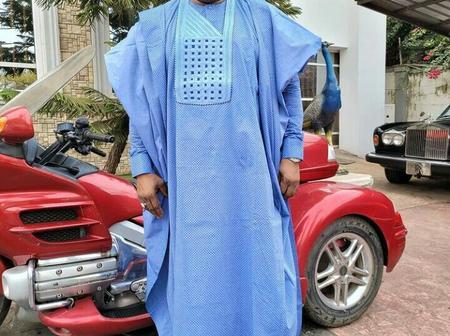 Former Nigerian Senator, Dino Melaye Shares A New Photo On Instagram, Says