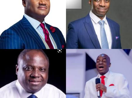 Famous Nigerian Pastors Whose Siblings Are Also Pastors Running Their Own Churches.