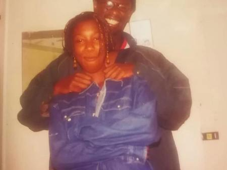 Wahu Excites Kenyans Online After Shairing This Throwback Photo She Took With Nameless