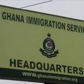 Jail Break: See What Ghana Authority Instructed Its Immigration To Do