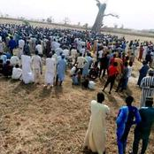 Tragedy as Armed Bandits Kill Man and His Two Sons in Zamfara, See Burial Photos