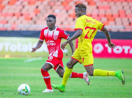 Simba FC of TZ Accused of Infecting 8 Players of Visiting Team With COVID-19 Before Beating Them 3-0
