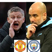 After Manchester United Beat Man. City, See What Ole Gunnar Said On United's Title Challenge