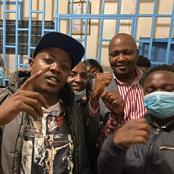 (Video) Revealed Reason Why Moses Kuria Has Been Arrested