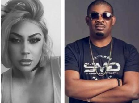 Don Jazzy's Ex-wife, Michelle Jackson, Has Commented On The News Of Their Marriage