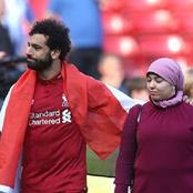 Meet Mohamed Salah's beautiful wife Magi Salah