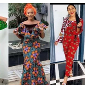 Checkout These New Ankara Styles For Ladies