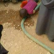 Vocal Lawyer Shares Image of Young Child in Wajir, Blames it on Embezzlement of Funds