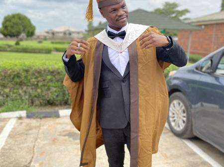 Bad Boy Timz Graduates From University