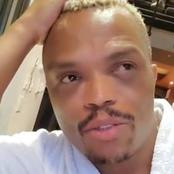 Mohale Has Reportedly Finally Decided To Serve Somizi With The Divorce Papers.
