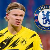 Chelsea dealt transfer blow as Erling Haaland rejects Chelsea move. Madrid currently favourites.