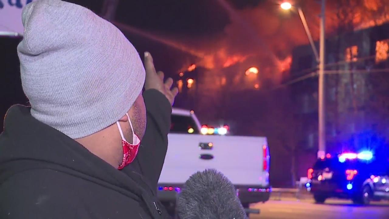 Fierce Waldo apartment fire prompts ATF investigation, neighbor laments