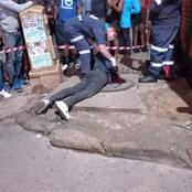 Zimbabwean Street Robber Allegedly Killed By Taxi Driver In Hilbrow Shooting
