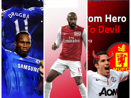 Top Five Famous Footballers To Win The Golden Boot And Finish With The Most Assists In A Pl Season