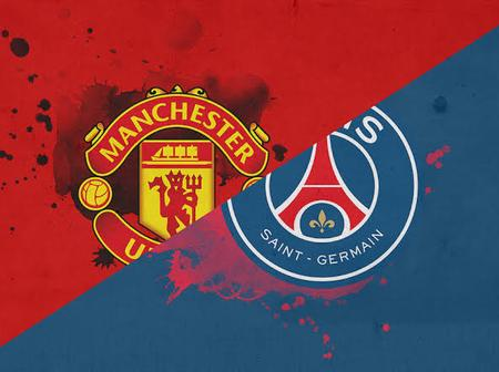 27-year-old Manchester United prolific attacker could complete a deal to Paris Saint-Germain