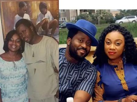 Beautiful Pictures of Desmond Elliot and Family