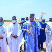 See Photos From President Muhammadu Buhari's Aide's Wedding and the Dignitaries in Attendance