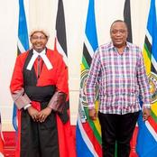 President Uhuru Gets Appointment at EAC