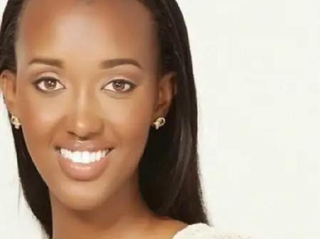 Look at the photos of Rwanda president's daughter shaking the internet