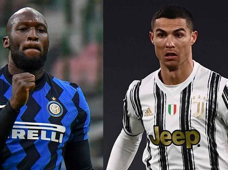 Lukaku is a more complete striker than CR7 - Ex Juve star