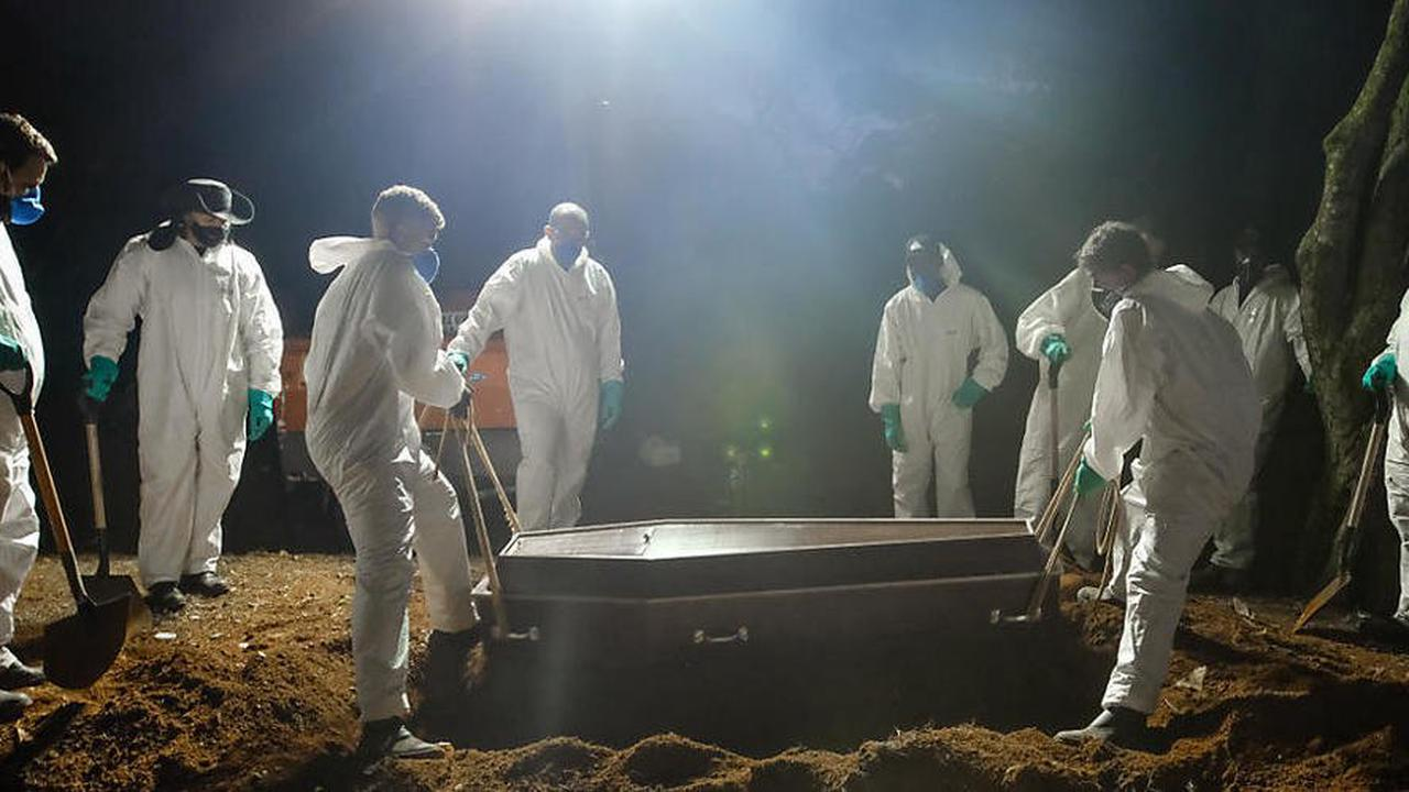 Mehr als 500.000 Corona-Tote in Brasilien
