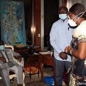 En larmes, le père de Sidy Diallo à Simone Gbagbo :