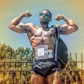 See The Amazing Pictures Of This Bodybuilder Who Carries His Heart About In A Sport Bag (Photos)