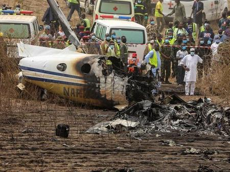 Just In: APC Mourns Air Force Personnel Involved In Military Aircraft Crash, Others