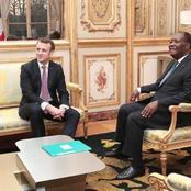 Diplomatie : Entretien fructueux entre Alassane Ouattara et Emmanuel Macron à Paris