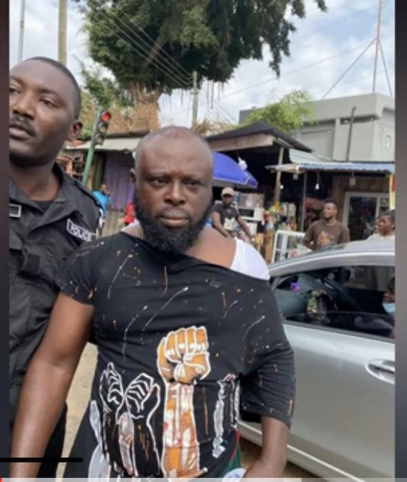 98ba17a9e60ed7bd0f88a8a54d1d7833?quality=uhq&resize=720 - Badu Kobi Former Junior Pastor, Osofo Appiah Beaten & Arrested At Darkuman For Alleged Stealing