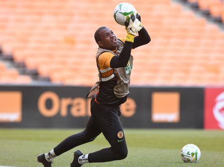 Chiefs legend Baloyi gives Khune advice on his imminent move abroad