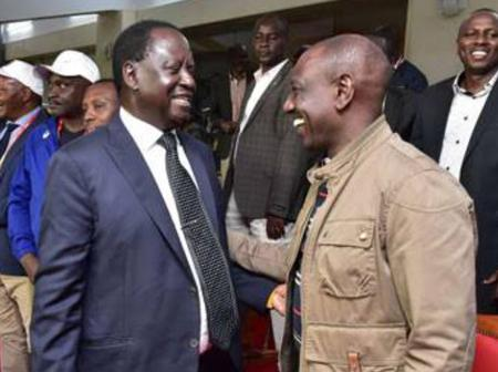 Raila's Calculated Move Sparks Mixed Reactions Among Supporters