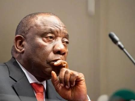 South Africans Are Really Angry Of What Ramaphosa Said About The Death Of Prince Philip. See details