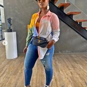 Khuli Chana's wife reveals that her big thighs and legs make it difficult to find the perfect jeans.
