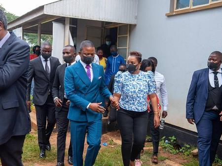 Busheri and wife appeared, again, before Malawi court to seek justice