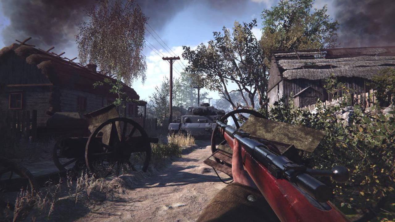Une Nouvelle Vidéo De Gameplay Pour Land Of War, Le FPS WWII Côté Polonais