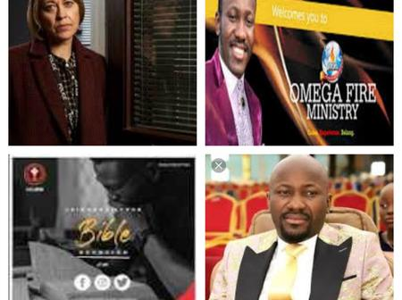 A Germany Based Prophetess Revealed What God Said About Apostle Suleiman Ministry A Germany Based Prophetess Revealed What God Said About Apostle Suleiman Ministry  Read On