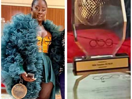 Dubaï Business Awards 2021: Eunice ZUNON remporte un grand prix des mains de DROGBA, les réactions